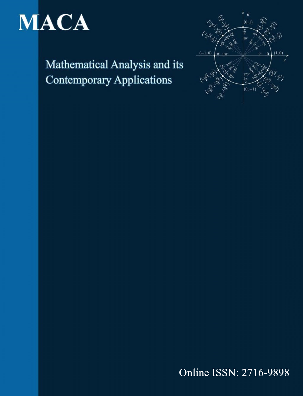 Mathematical Analysis and its Contemporary Applications